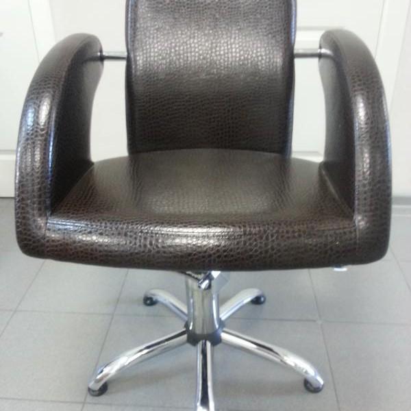 Кресло парикмахерское Омега II на гидравл 3383