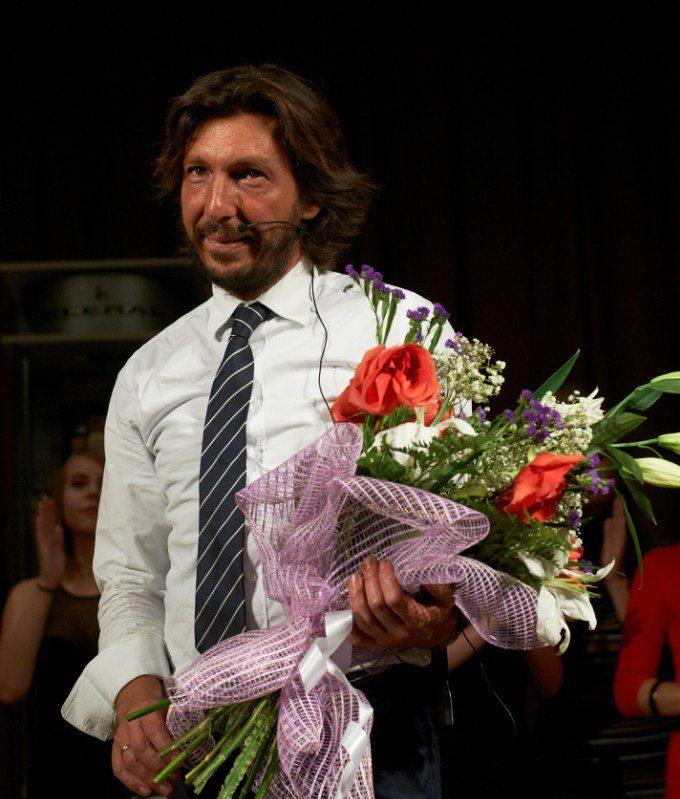 Мастер-класс итальянского стилиста Donato Alba 16.11.2013